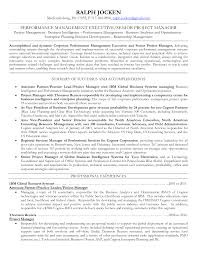 Business Business Manager Resume