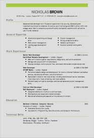 20 Fresh Resume Template Professional Free Resume Templates