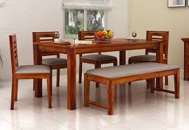 dining table with six chairs. modern dining table with bench six chairs