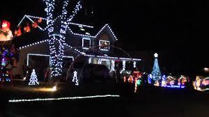 Christmas Lights House Synchronized Music Dancing Christmas Lights 2011 2012 Christmas Lights To