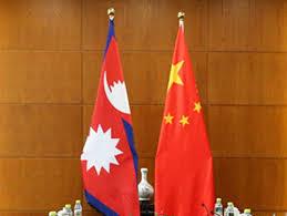 Image result for china nepal flag  नेपाल-चीन के बीच रेल, सड़क और ड्राई पोर्ट पर चल रहा है काम images q tbn ANd9GcQlKeQmduH3yTTArJ41N2tV Qgr71OneEs5cFLQtuv7Ht s 8ln