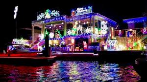 Mandurah Christmas Lights Boat Hire Magical Christmas Lights Cruise Tickets For Boat 2 Eco