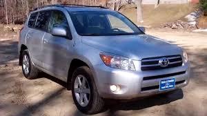 Best Price Lowest Price Used 2007 Toyota RAV 4 Limited 4 Wheel ...