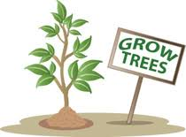 Image result for tree planting clipart