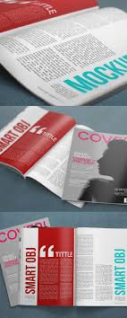 37 free psd magazine book cover brochure mock ups
