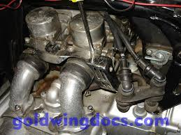 how to replace your throttle cables • gl1100 diy articles image