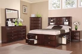 California King Bed Frame W/ 6 Storage Drawers
