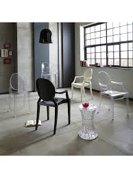 victoria ghost chair. Perfect Ghost BuyPhilippe Starck For Kartell Victoria Ghost Chair Crystal Online At  Johnlewiscom Intended Chair