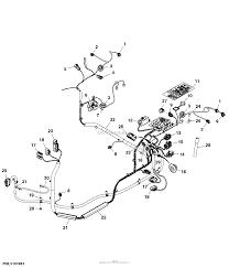 John deere parts diagrams john deere cab wiring harness