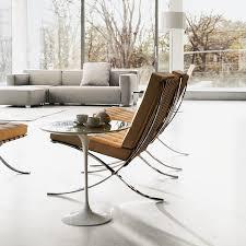 saarinen oval coffee table by knoll
