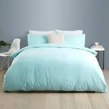 turquoise chevron duvet cover turquoise chevron quilt cover washed cotton quilt cover set aqua target australia