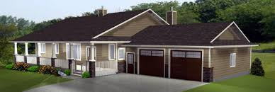 Ranch Style House Plans With Walkout Basement Home Design - Walk out basement house
