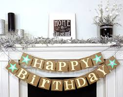 office party decorations. Happy Birthday / Party Banner Sign Decorations Photo Prop Office