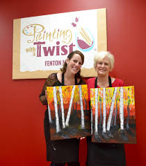paintings complete at painting with a twist