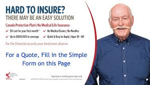 No Medical Life Insurance Quotes Mesmerizing No Medical CPP Life Insurance Windsor