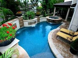 luxurious small above ground swimming pools