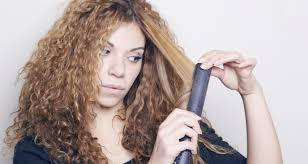 hair straighteners for curly hair