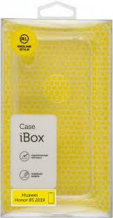 Клип-кейс RedLine <b>iBox Honor</b> 8S силикон прозрачный - цена на ...