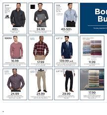 Kohls Mens Size Chart Kohls Mens Shirts Sonoma Rldm