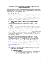 015 Research Paper Mla Format Citation Formatted Example