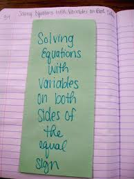 how to solve equations with variables math solving equations with variables on both sides with fractions
