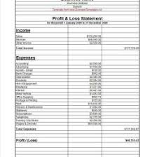 Free Profit And Loss Template Excel Profit Loss Template Excel Printable 37925752759 Free Profit And