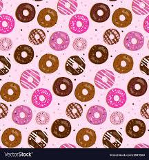 Donut Pattern Cool Ideas