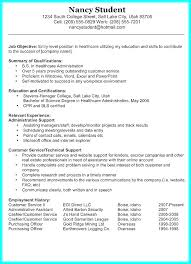 Job Objectives Example Of Objective For Resume Thrifdecorblog Com