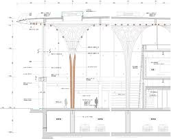 architectural drawings of bridges. Gallery Of Nine Bridges Country Club / Shigeru Ban Architects - 2 Architectural Drawings