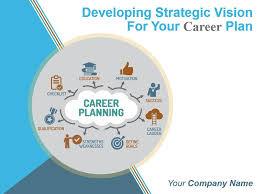 career plan developing strategic vision for your career plan powerpoint