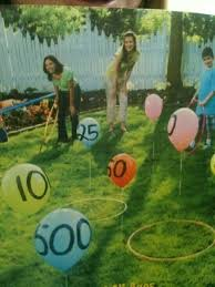 great idea for a game field day