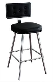 Black mercial Bar Stools