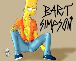 Free adult anime bart simpson