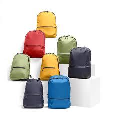 Light Waterproof Backpack Xiaomi Zanjia 11l Backpack Waterproof Men Women School Bag 14inch Laptop Shoulder Bag Lightweight Outdoor Travel Backbag