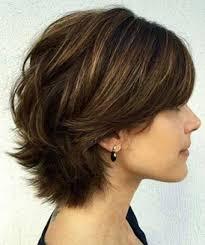 قصات شعر قصير مدرجة بالغرة نواعم