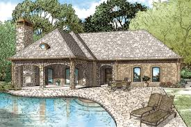 A Look at our Garage Poolhouse Collection House Plans by Nelson