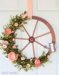 30 sun sational diy summer wreath ideas