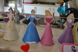 Disney Theme Decorations Diy Disney Princess Decorations The Imperfect Housewife