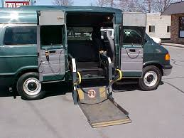 wheelchair lift for van. Van With Wheelchair Lift Assistance Used Room Decorating Ideas For N