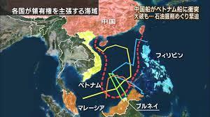 中国,中国軍,中国共産党,アジア,インド,インドネシア,ベトナム,領土,領土問題