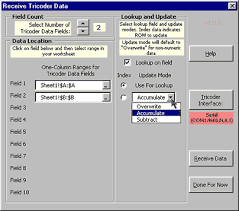 inventory software in excel excel bar code inventory software update your inventory easily