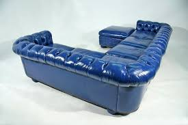 pictures gallery of elegant blue leather sectional sofa modern sectional sofa light blue color sofa bed sectionals