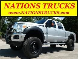 Lifted Truck Inventory - Sanford, FL | Nations Trucks