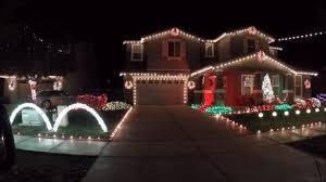 Christmas Lights Gilbert Az 2018 Gilbert Arizona Christmas Lights 2016 Youtube