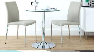 astonishing small round glass dining table stunning monochrome in prepare 15