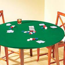 round elastic table cover elegant felt card