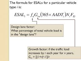 Design Factor Formula Ce 3500 Transportation Engineering Introduction To Pavement