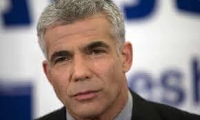 Israel: Presidente elige a centrista Yair Lapid para formar un nuevo gobierno