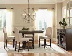 bathroom beautiful dining room chandelier height 19 standard for trendy upholstered counter stool by furniture of