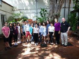 lake forest academy spring break trip by 11 50 a m we were on our way to carol morgan school it was like lfa in the dr they had kids from all over latin america and the us